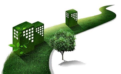 绿色物业专家领导莅临上合花园指导工作!